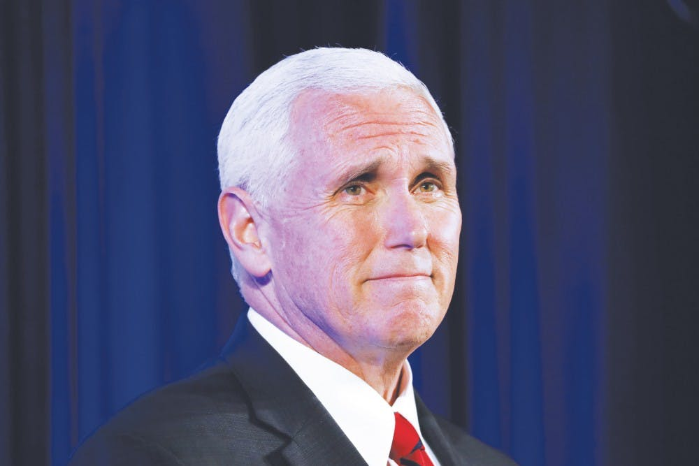 Pence should drive open dialogue
