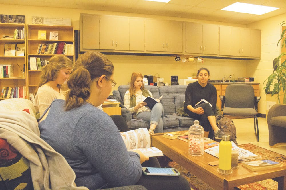 New book club sparks interest
