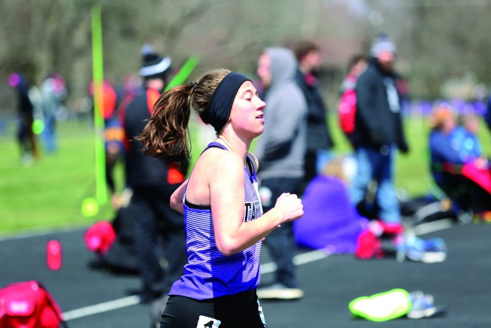 Trojans race to the end of the season