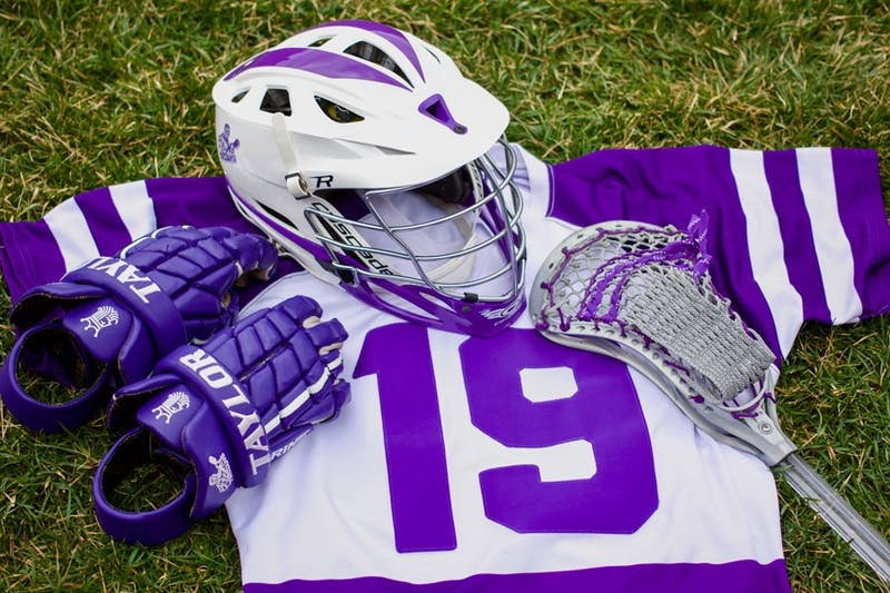 The Taylor athletic department announced last Friday that the men's and women's lacrosse teams will become varsity programs in 2019 and 2020, respectively. (Photograph provided by Fayth Glock)