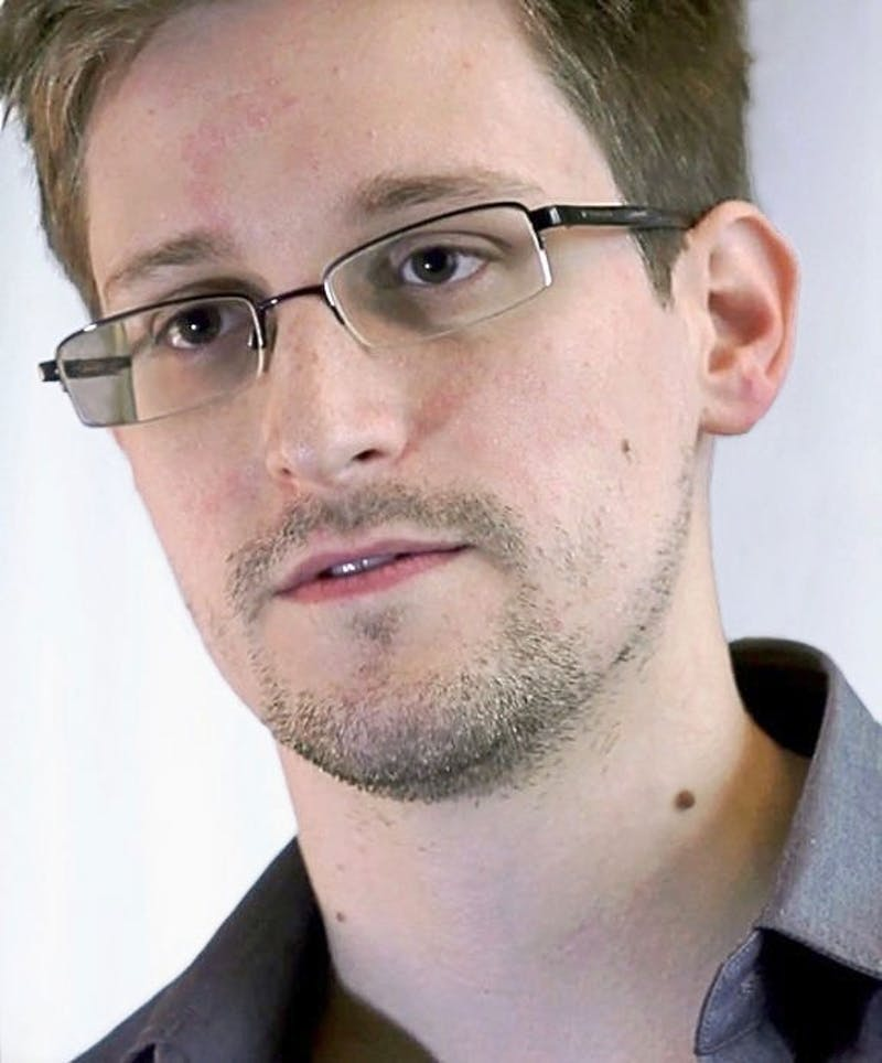 Edward Snowden: clemency or condemnation? (Photo provided by Praxis Films)