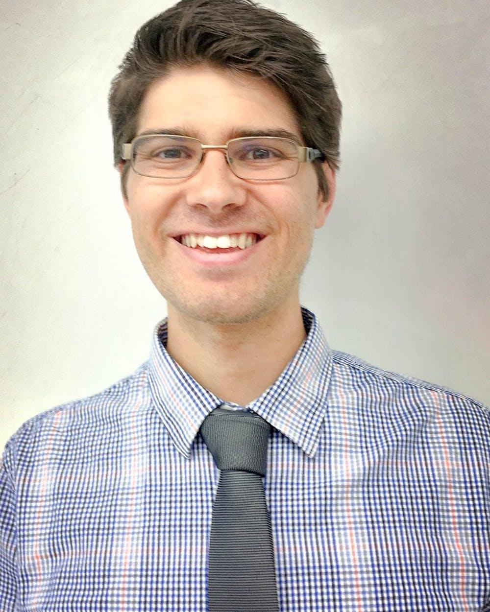 Alumnus receives teaching fellowship