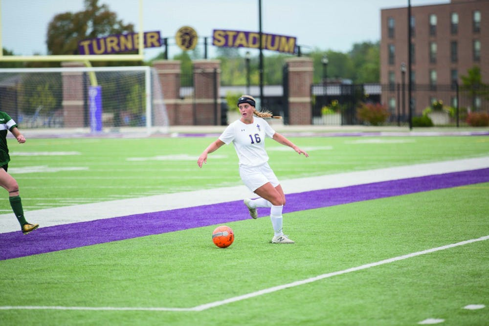 Women's soccer's season comes to the end of the road