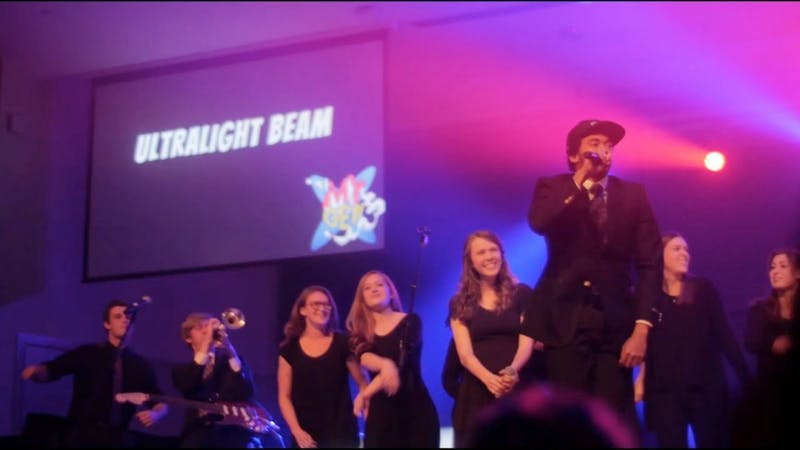 """In 2016, this group of students performed """"Ultralight Beam"""" and wowed the audience with their unique talents."""