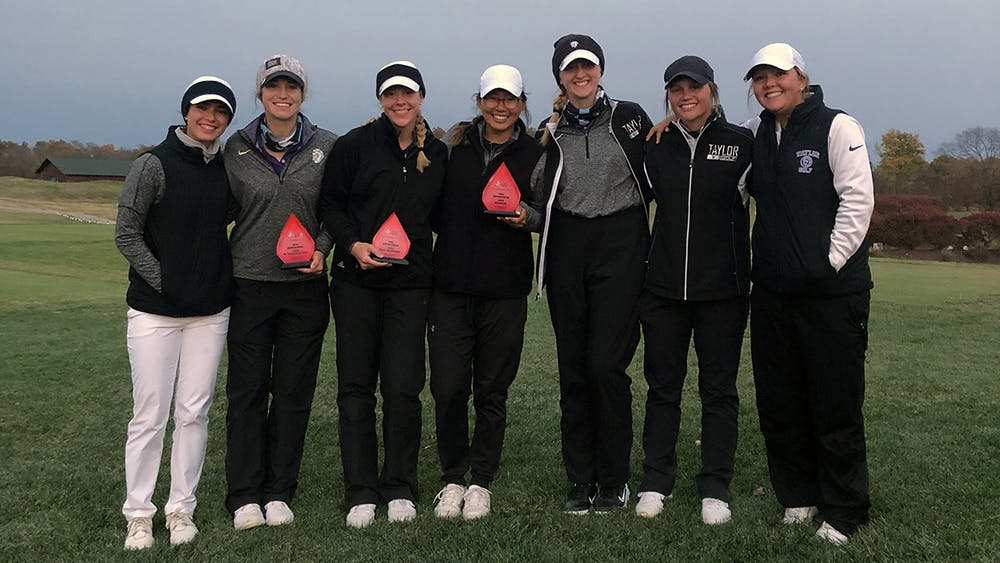 Golf wraps up fall season last weekend with victories