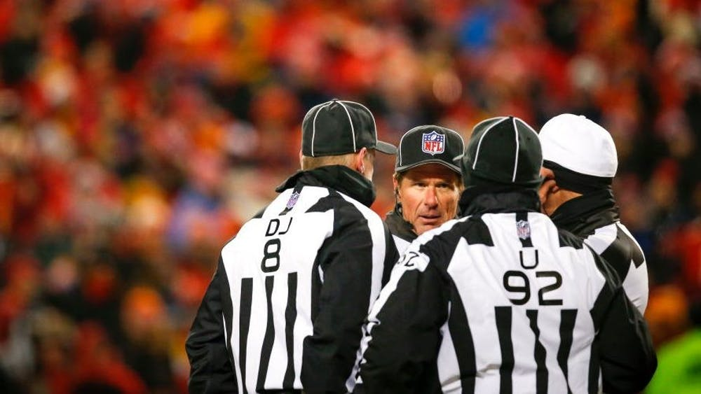 How the referees are hurting football