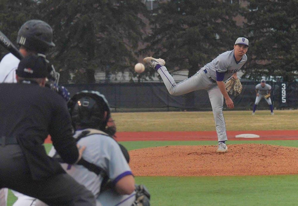 Taylor baseball team swept by Reinhardt