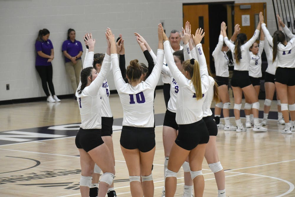 Trojans drop three consecutive matches after winning streak