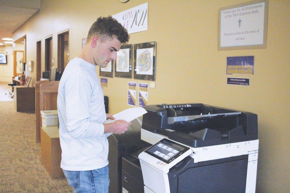 Taylor printers spark conversation