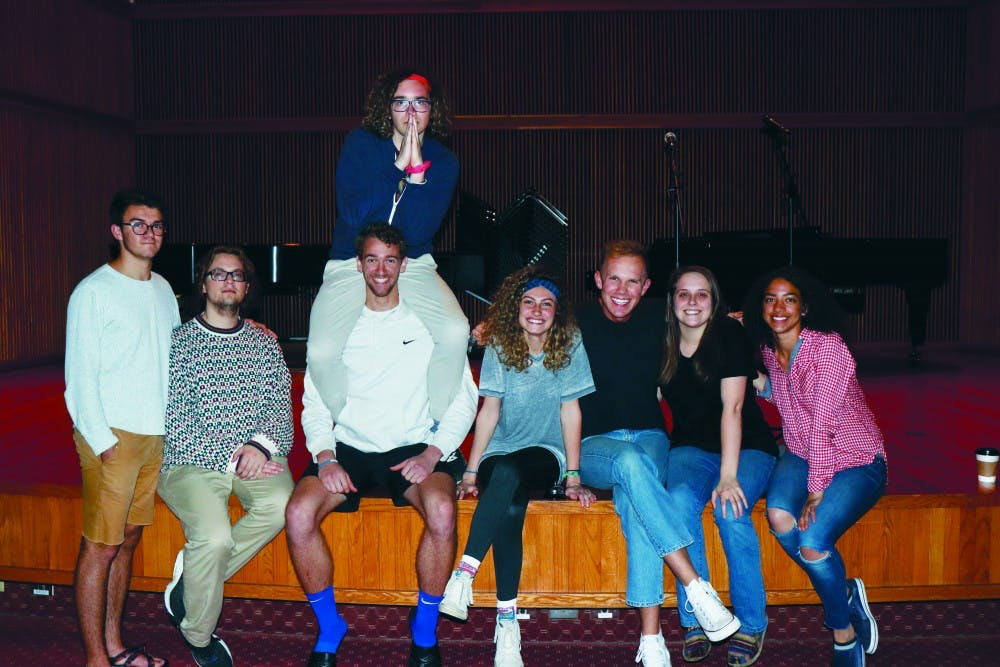 Rice Pilaf graduates four seniors and prepares to give back