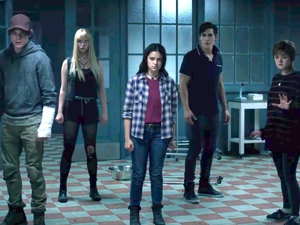 'The New Mutants' reopens theaters in lackluster fashion