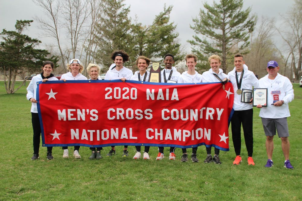 Cross country wins nationals