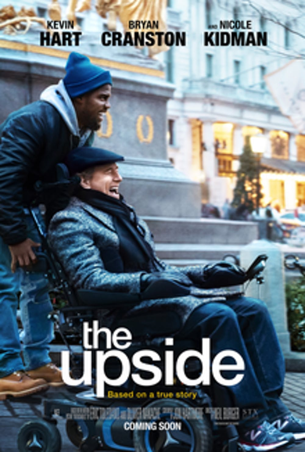 'The Upside' has its ups and downs