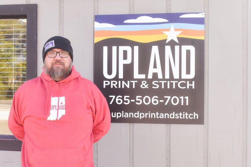 Upland Print and Stitch entered its third year of business in September.