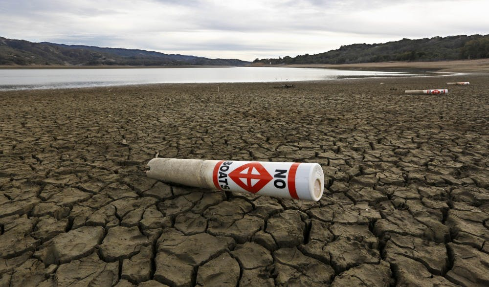 The coming mega drought