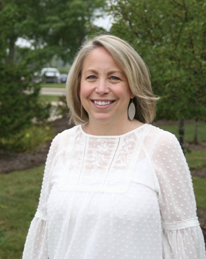New counseling director Kathy Chamberlain
