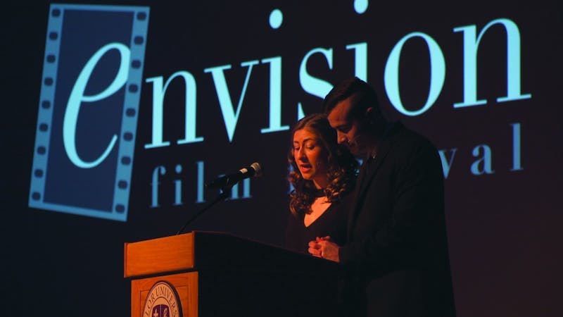 Future film stars get their first taste of success at Envision Film Festival. (Photograph provided by Kathy Bruner)