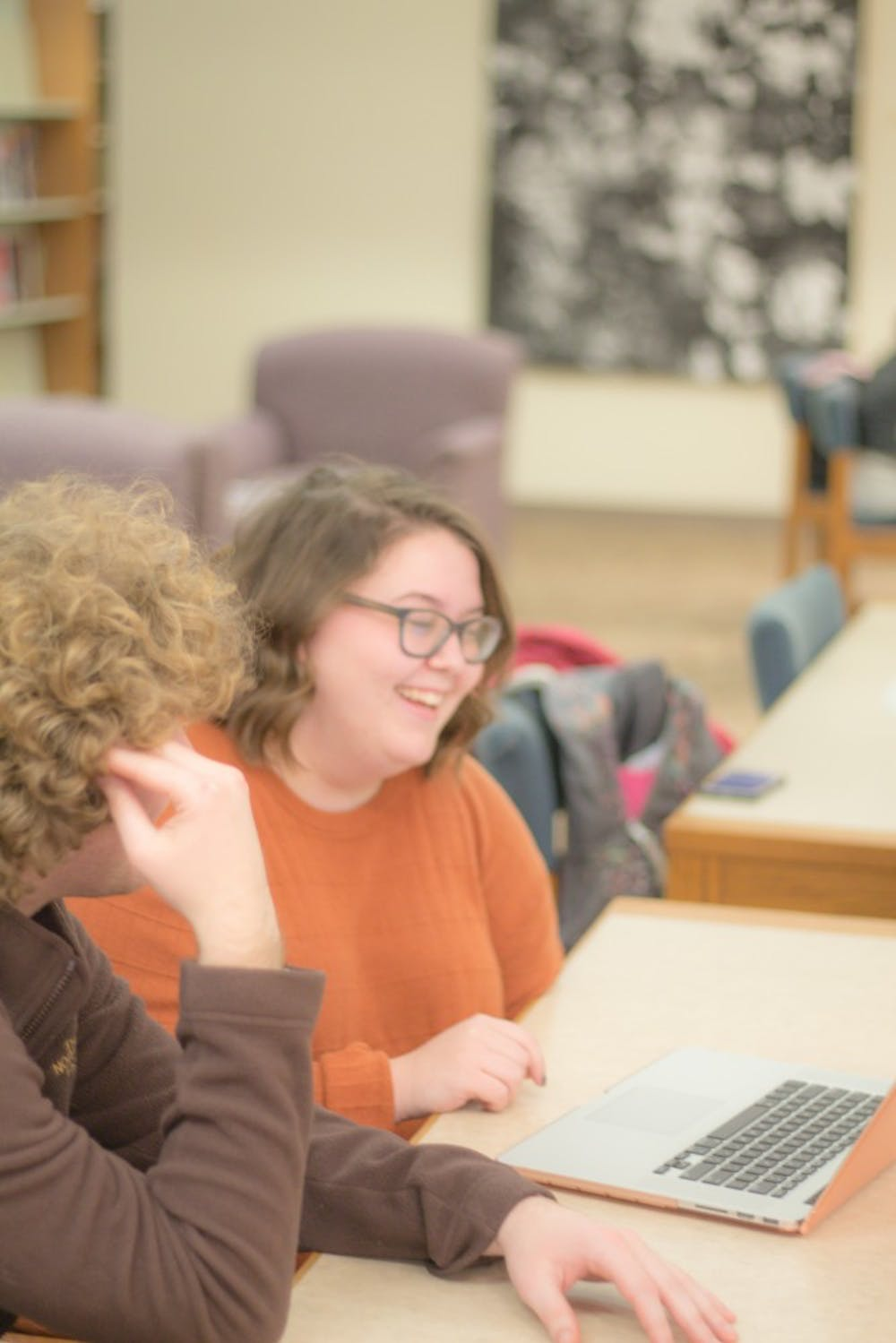 Meet the editors: Rayce Patterson and Holly Gaskill