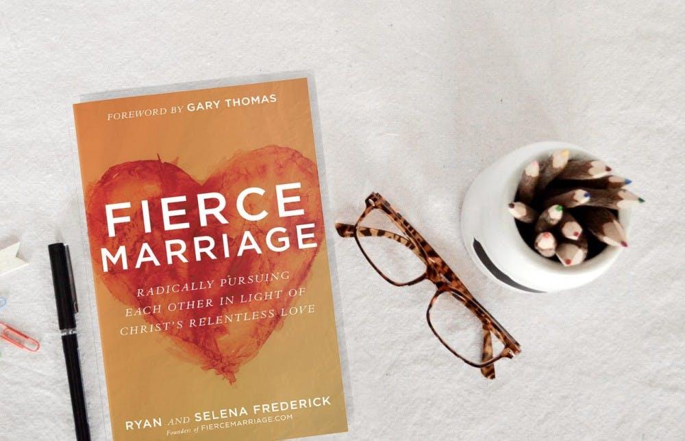 'Fierce Marriage' advises couples on making love last