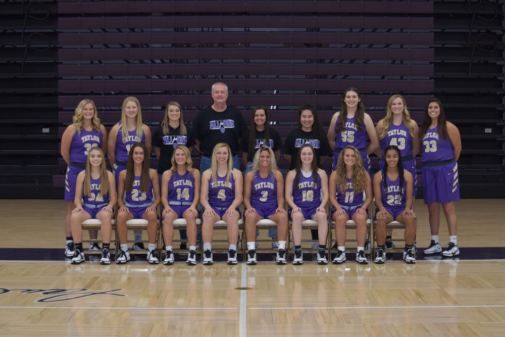 Taylor women's basketball lacing up again for new season