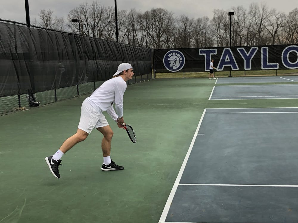 Tough times for tennis teams
