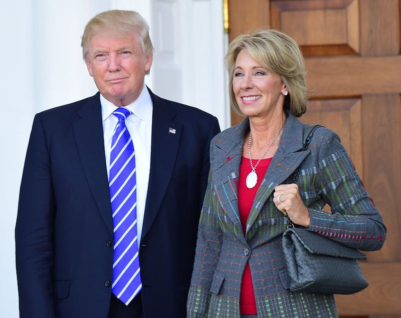 Secretary of Education Betsy DeVos releases revised Title IX regulations