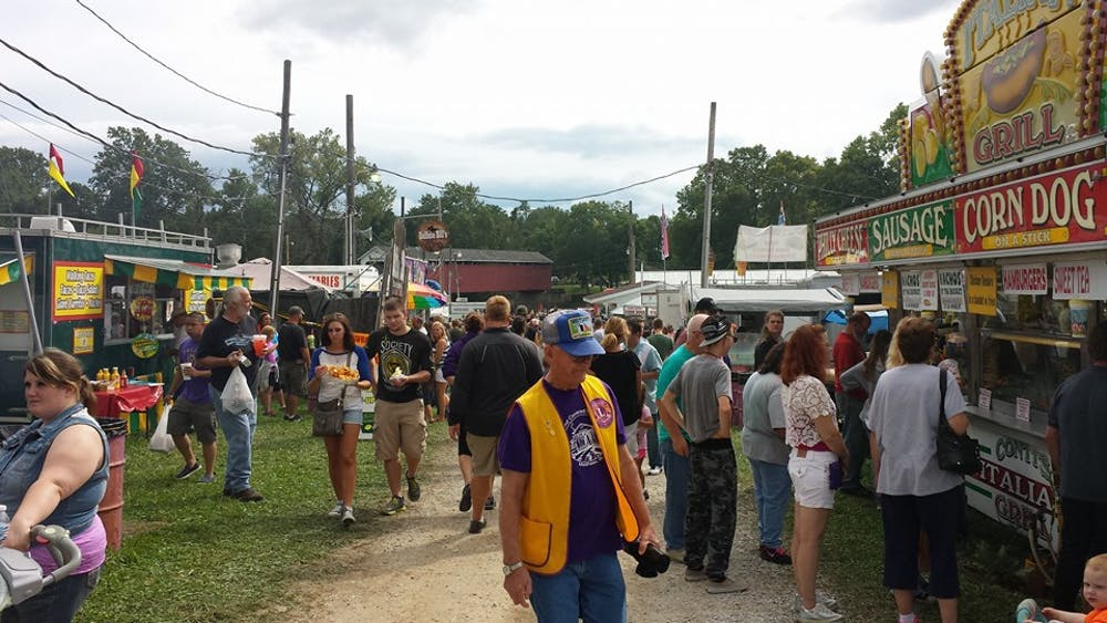 Local festival attracts thousands of visitors