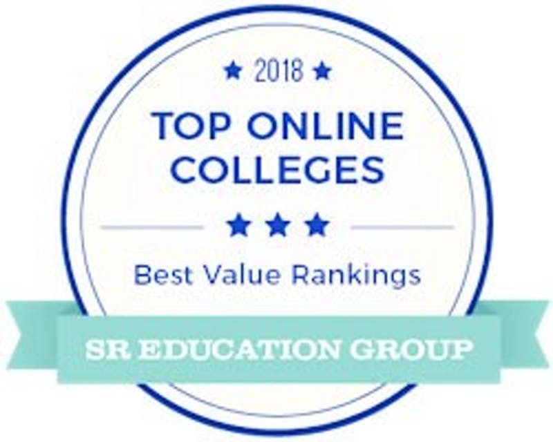 Taylor was ranked fifth for online colleges by SR Education group. (Photograph provided by SR Education Group)