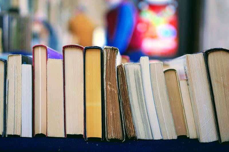 Fill your time by reading a book that you find interesting