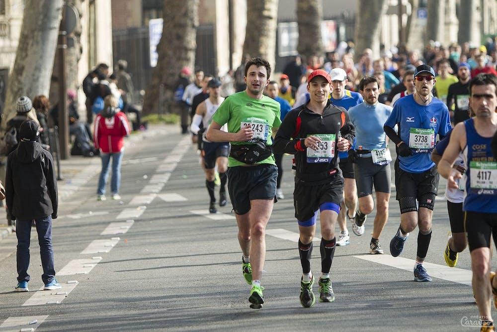 Life applications of running a marathon