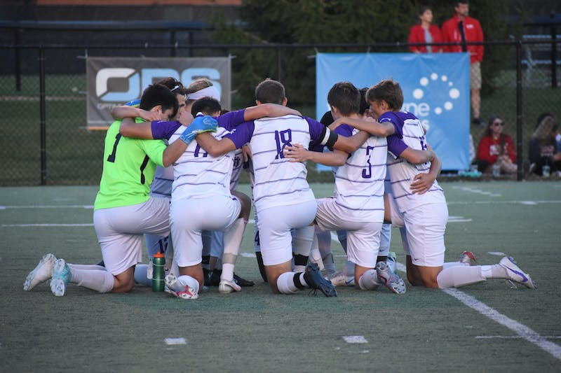 Taylor men's soccer couldn't follow up victory over St. Francis with another vs. Grace