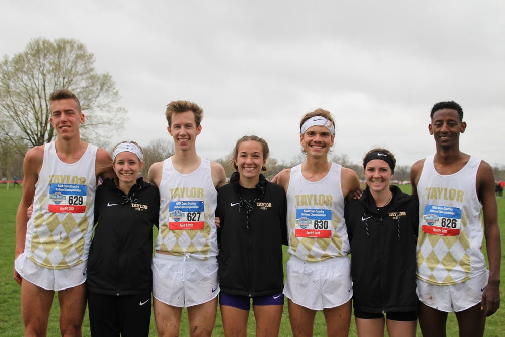 Cross country senior classes leave behind a legacy