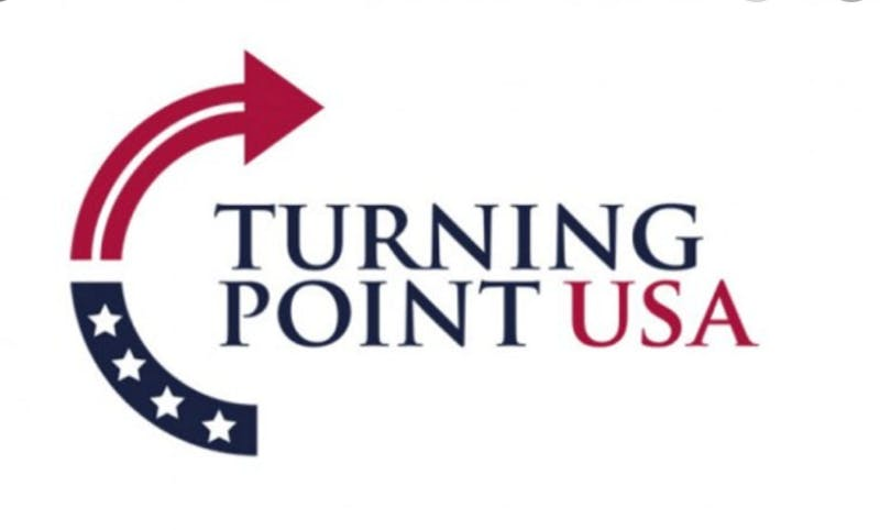 Turning Point USA is a national organization.