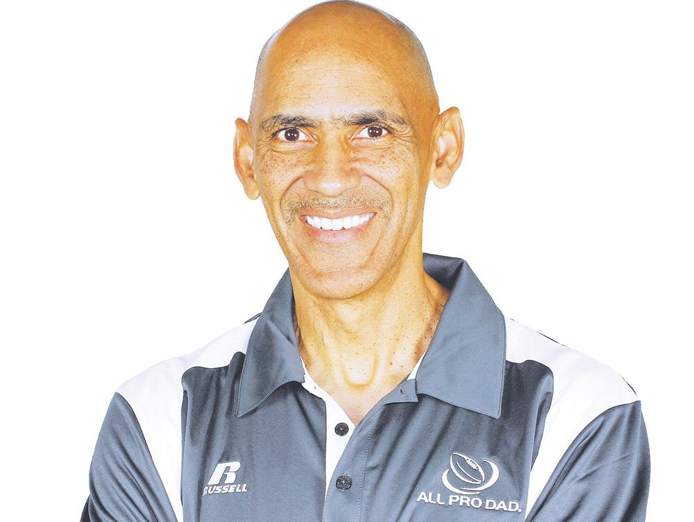 Tony Dungy to visit Taylor