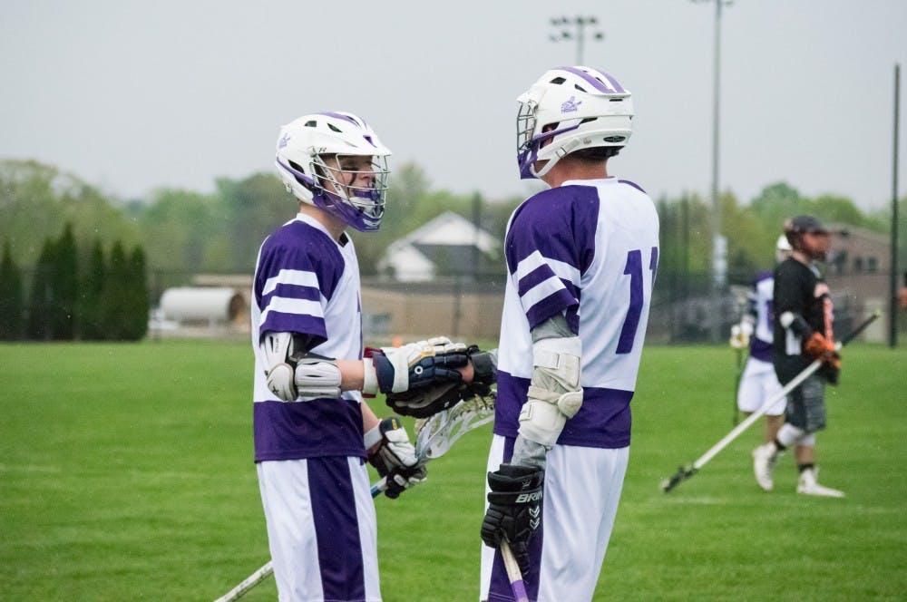 Men's Lacrosse finishes first varsity season