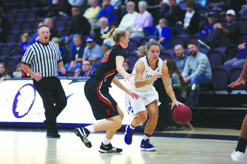 Women's basketball season closes
