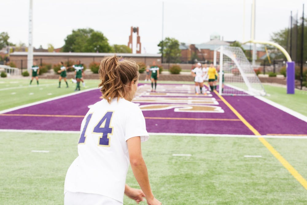 Women's soccer keeps on rolling