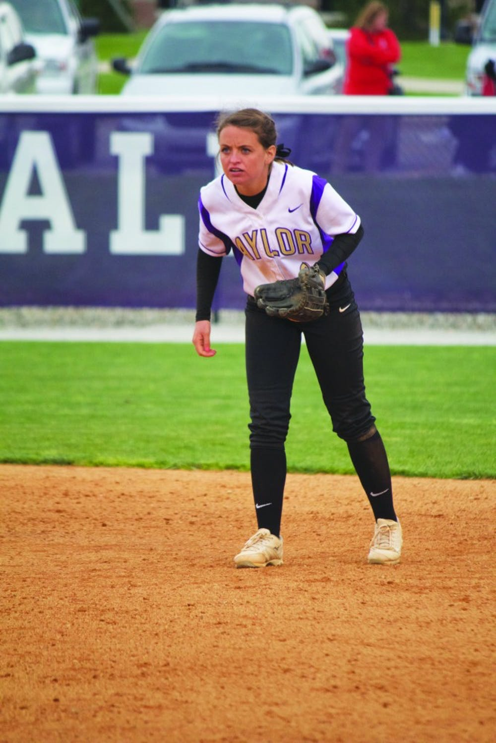 Softball ends six day drought; ready for more games on the diamond