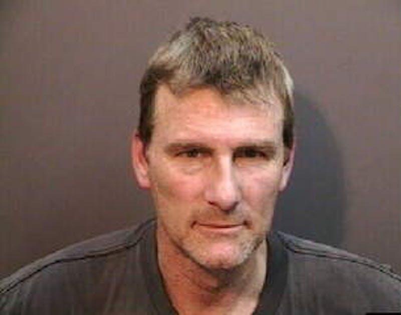 Stephen Gorrell. (Provided Photo/Grant County Jail)