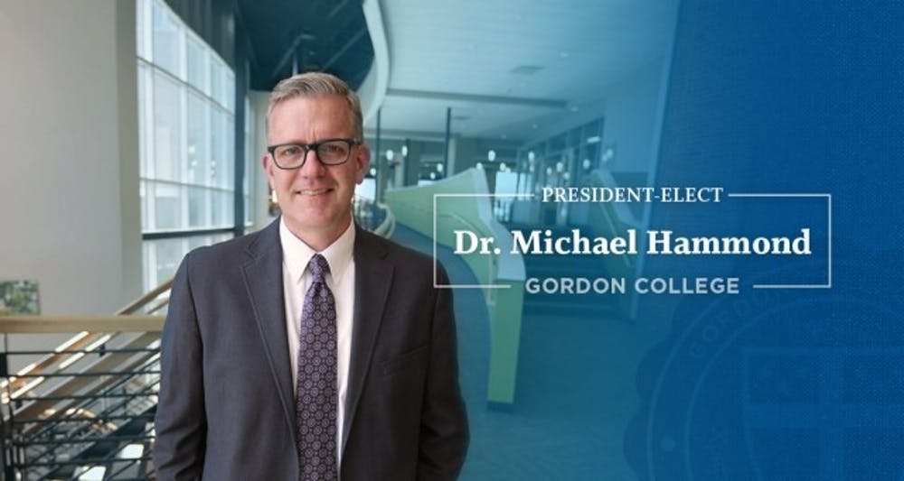 Hammond plans to lead at Gordon