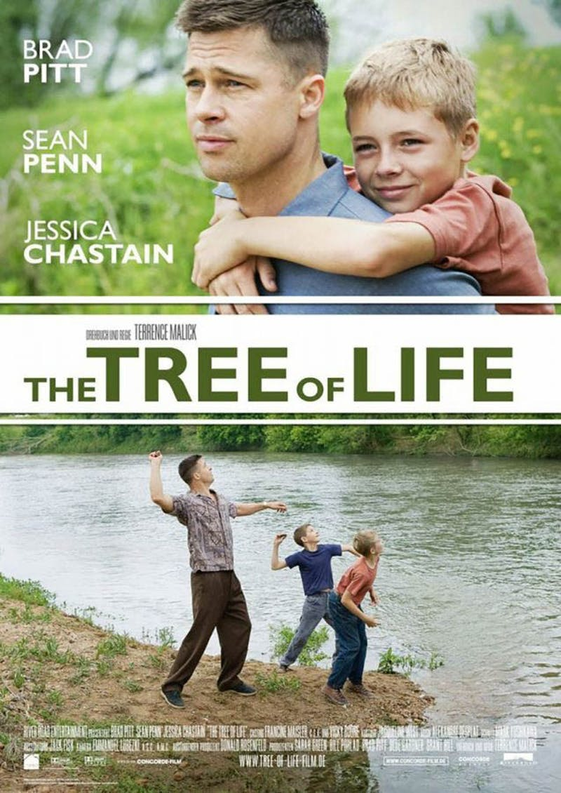 """Tree of Life"" is just one of the many movies offered to freshmen for foundations"