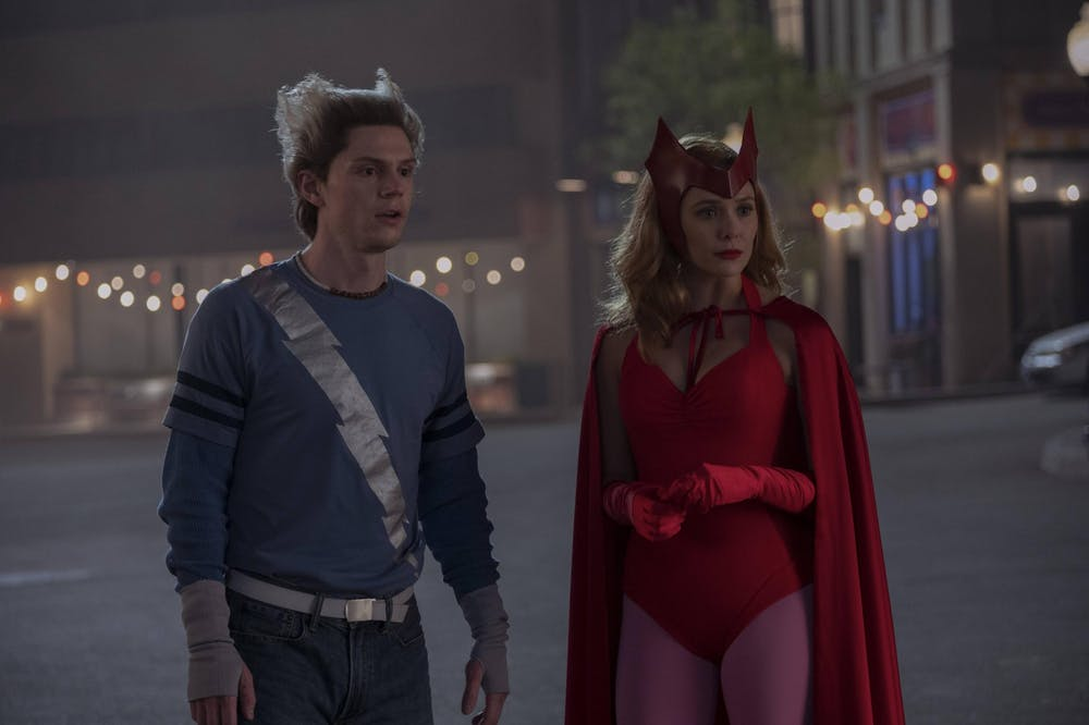 """WandaVision"" series breaks the Marvel mold"