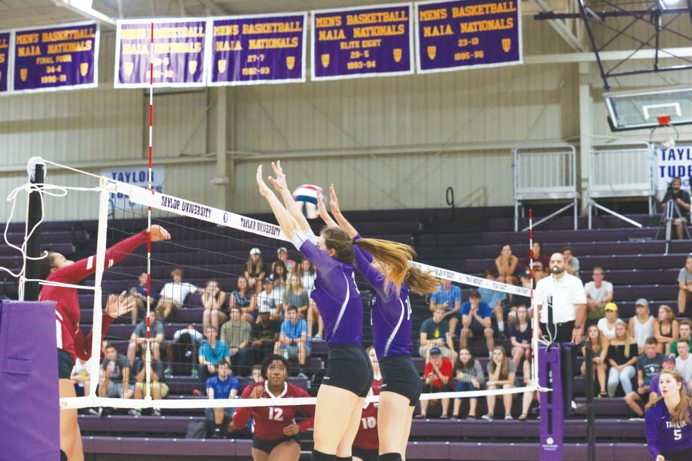Volleyball digging deep during most recent losing streak