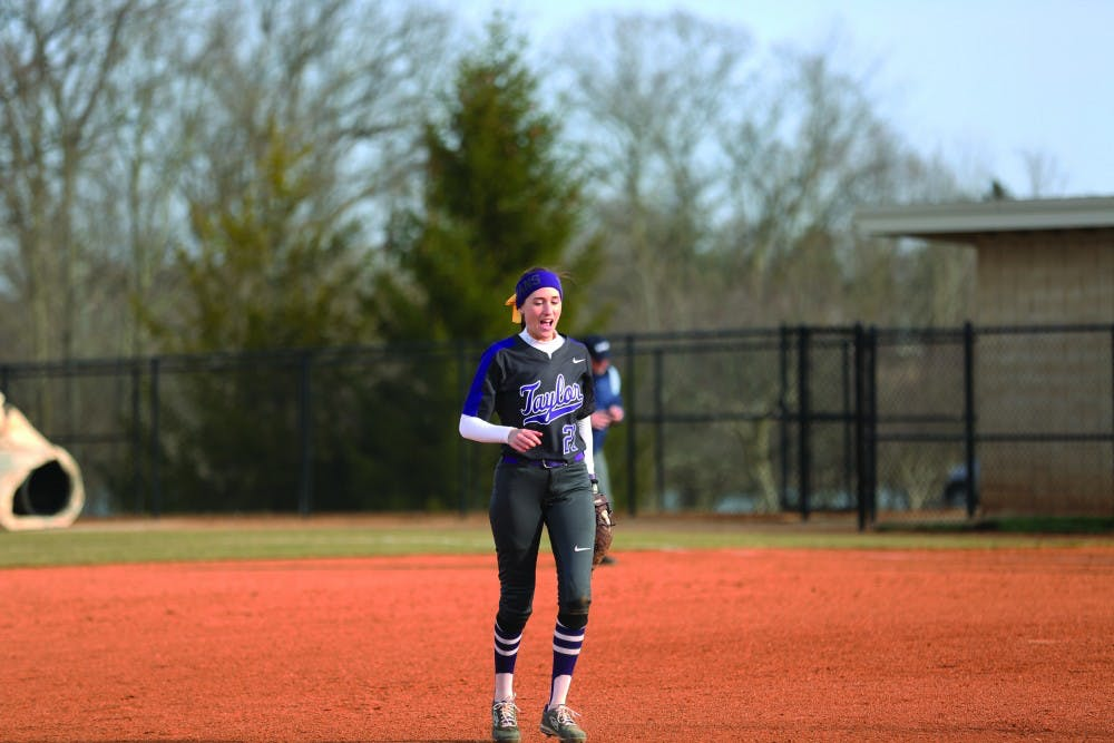 Sporadic schedule affects softball season