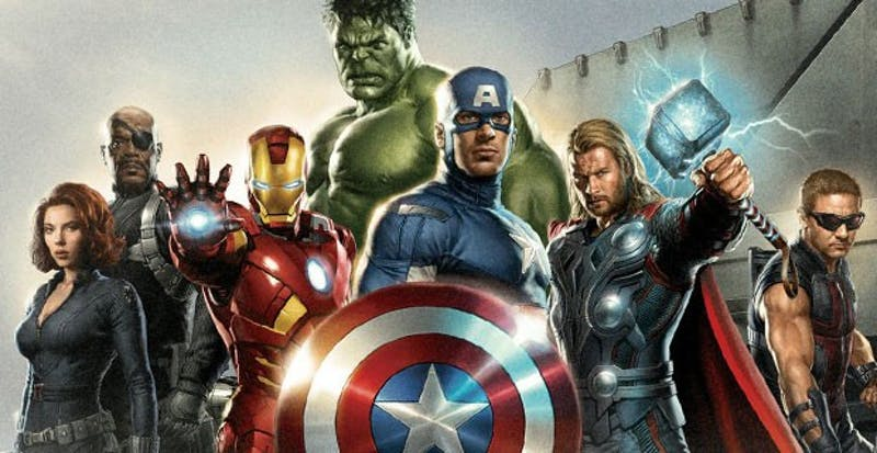 "The Avengers return for ""Age of Ultron."""