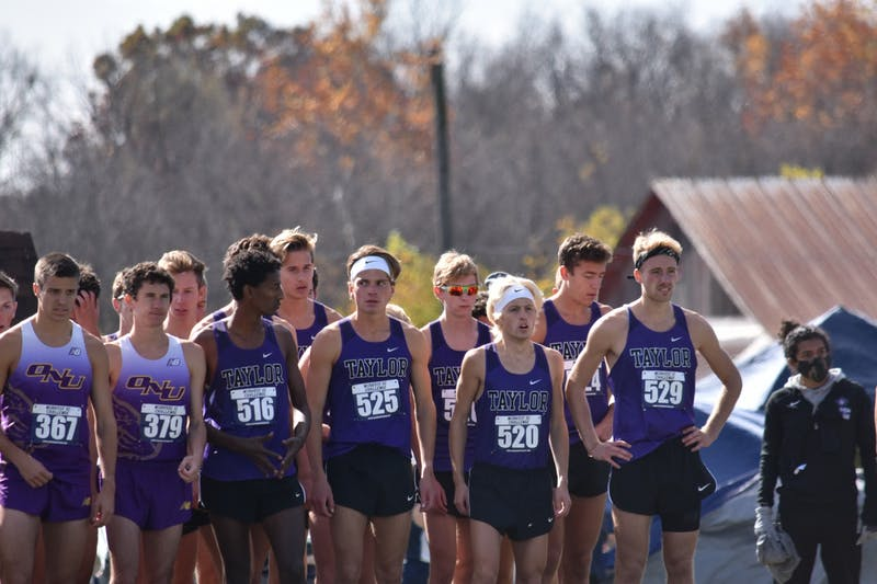 Taylor's two XC squads will compete in the Crossroads League Championships on Nov. 6