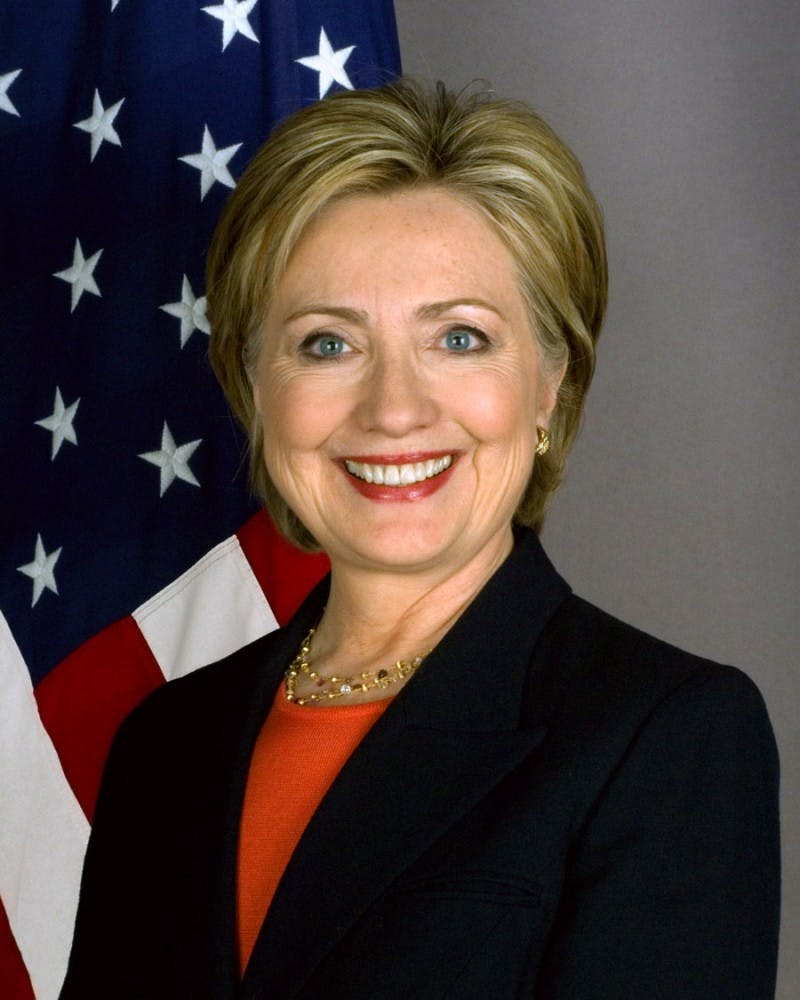 Clinton brings years of political experience to her campaign.