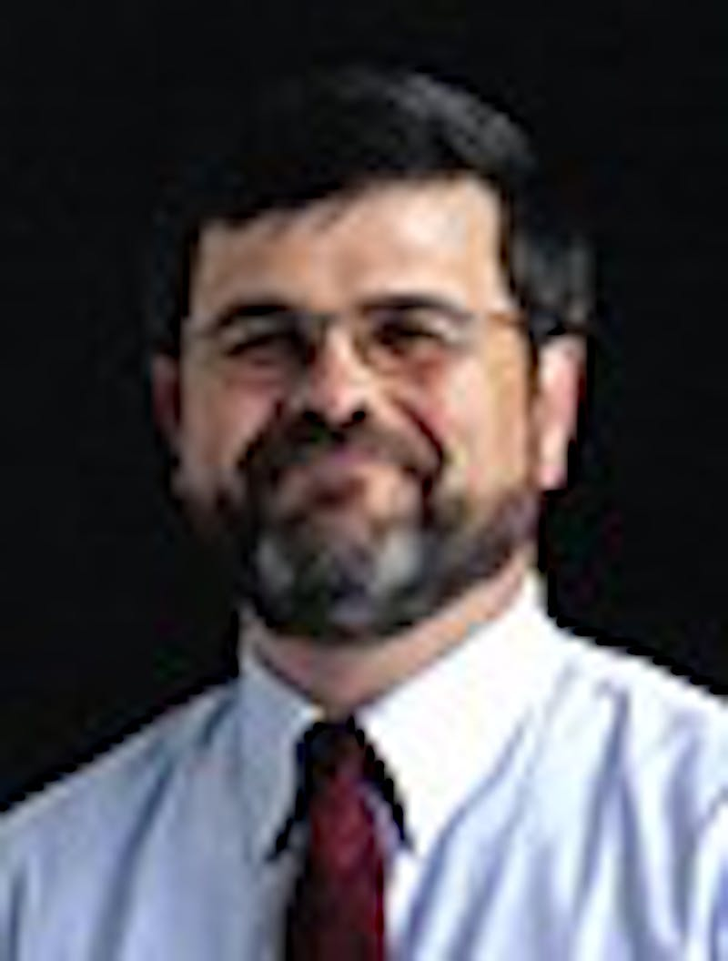 Faculty Adviser Alan Blanchard