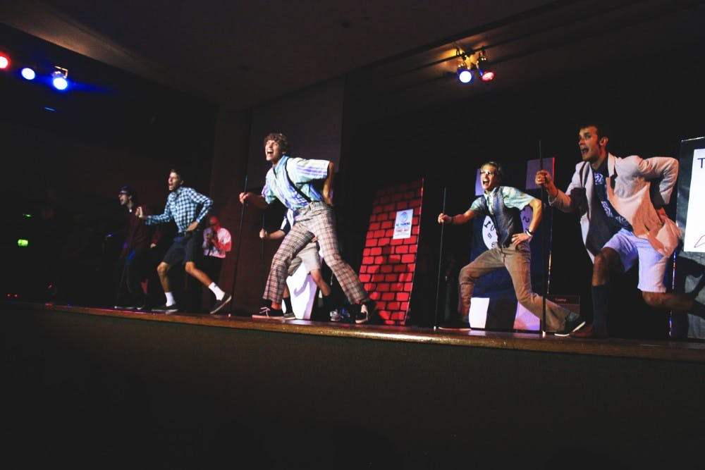 Storify: Airband 2014 takes audience to the movies