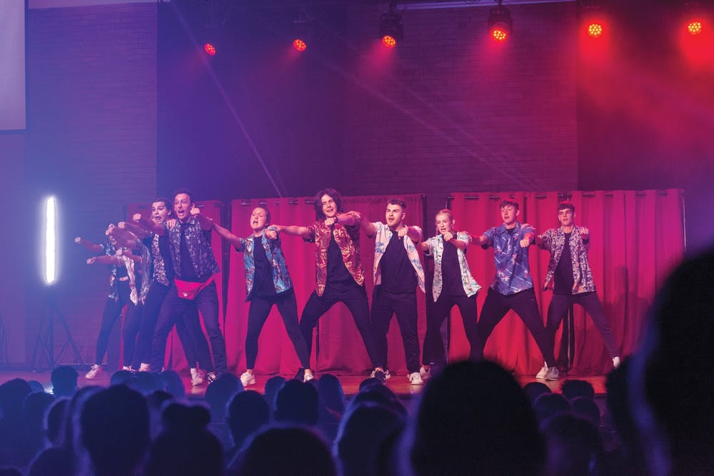 Airband dazzles audience with new Airband themes